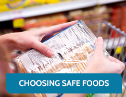 Choosing Safe Foods