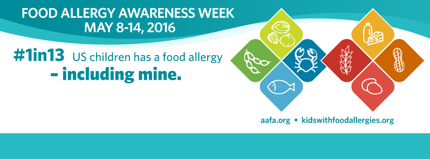 Food allergy affect 1 in 13 US children. This is a real, serious epidemic