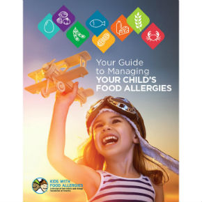 Newly Diagnosed Food Allergy Guide