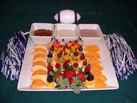 Fruit and Dip