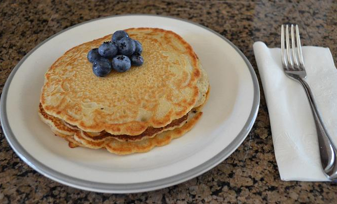 Pancakes (Egg and Milk-Free)