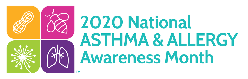 2020 National Asthma and Allergy Awareness Month