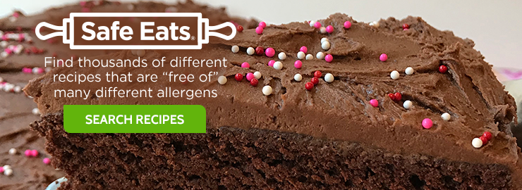 Safe Eats® Allergy-Friendly Recipes – Kids With Food Allergies